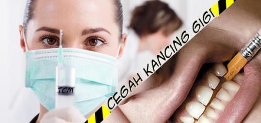 KANCING GIGI(tetanus)