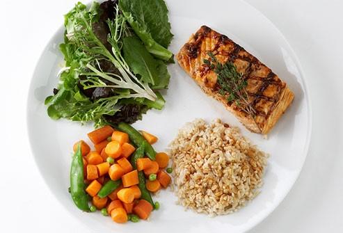 Diet Tinggi Protein, Perlukah?